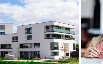 Residentie Vijverhof houdt brandoefening i.s.m. brandweerkorps van Zwevegem uit de hulpverleningszone Fluvia