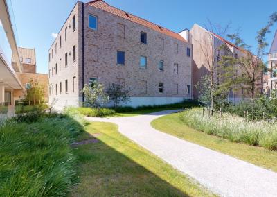 Residentie Clarenhof - Nieuwpoort