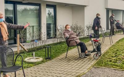 Waarom kiezen voor Residentie Vijverhof in Zwevegem