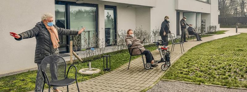 Pourquoi choisir la Résidence Vijverhof à Zwevegem