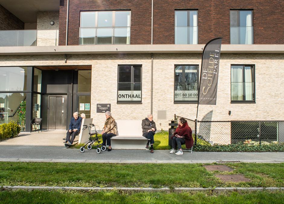 Residentie Keizerhof in 3D