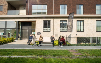 Waarom kiezen voor Residentie Keizerhof in Oudenaarde?